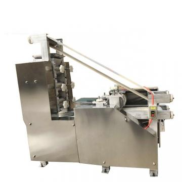 Corn tortilla making machine/Corn chapati press roll tortilla machine