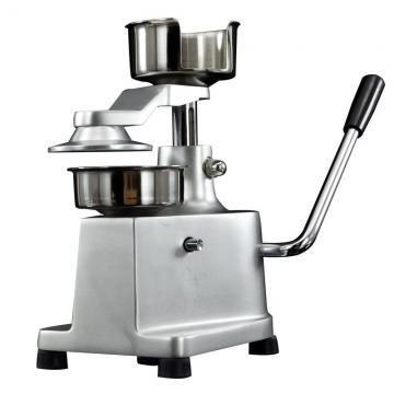 Automated Hamburger Making Press Burger Patty Molding Machine