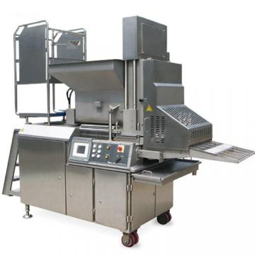 Portable Food Chicken Coating Equipment Batter Breading Machine