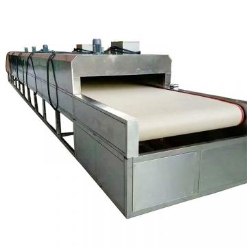 Ce Tunnel Belt Industrial Betaine Microwave Dryer