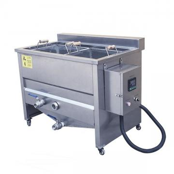 Double-Screw and Automatic Potato French Fries Chips Frying Processing Equipment with Ce