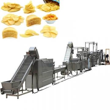China Supplier Fully Automatic Potato Chip Making Machine