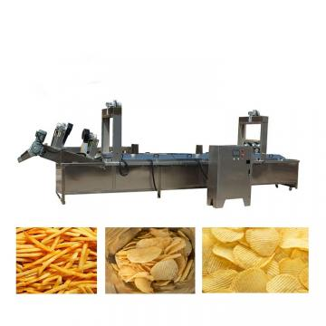 Potato Flour Pellet Corn Chips Wheat Snack Pellet Produce Machines Making Supplier