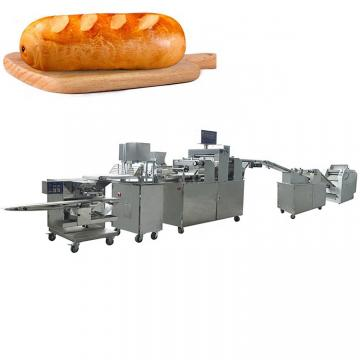 China Auto Moulder Bread Roll Molder Toast Bread Production Line (ZMN-380)