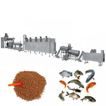 Animal Aquarium Pet Dog Cat Bird Tilapia Floating Fish Feed Pellet Production Machine Snack Food Mill Processing Making Extrusion Line Price