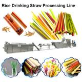Stainless Steel Full Automatic Degradable Straw Machine Rice Straw Machine in Vn