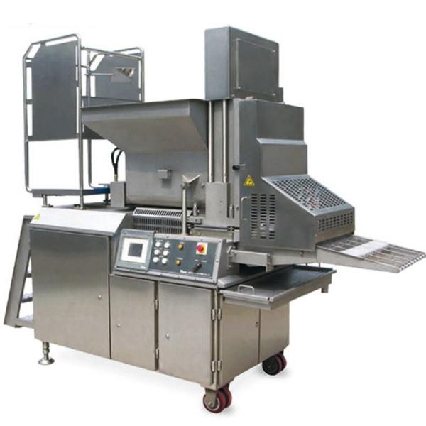 Portable Food Chicken Coating Equipment Batter Breading Machine #1 image