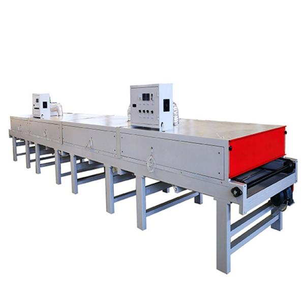 IR Hot Drying Tunnel Drying Oven Dryer Machine for Plastic Sheet Screen Printing #2 image