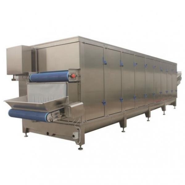 Screen Printing Drying Ink IR Drying Tunnel for Paper Conveyor Drying Tunnel Machine #2 image