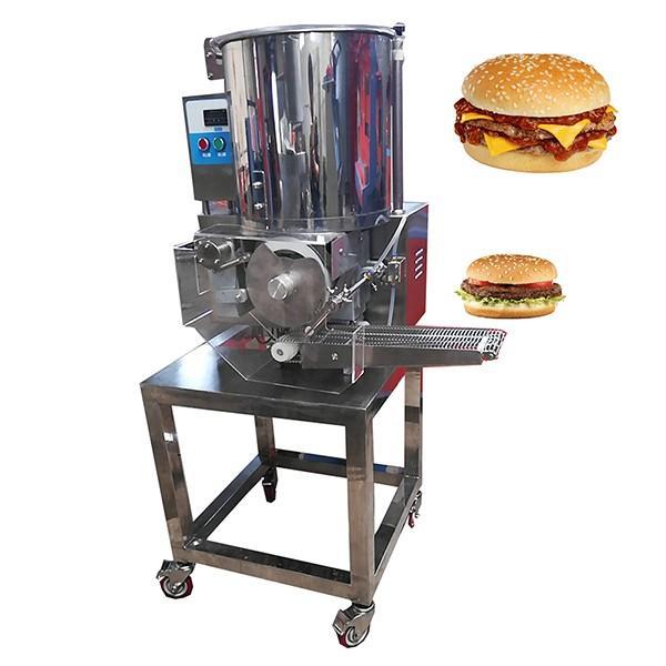 Commercial Square Hamburger Patty Press Slider Burger Maker #1 image