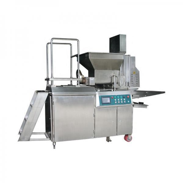 Automated Large Hamburger Maker Burger Patty Press Forming Machine #1 image