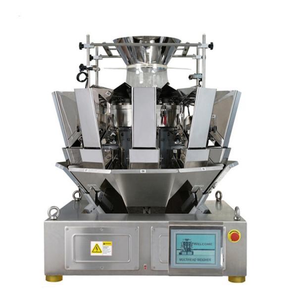 Automatic Granule Salt / Rice / Bean / Seed / Spice / Sugar Stick Sachet Packing Packaging Machine #1 image