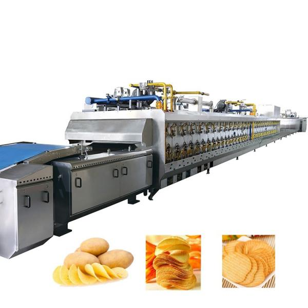 China Supplier Fully Automatic Potato Chip Making Machine #2 image