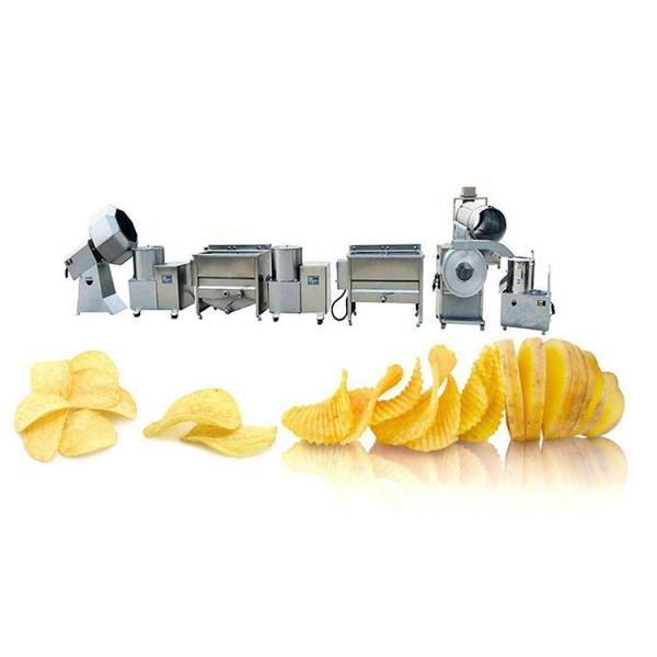 China Supplier Fully Automatic Potato Chip Making Machine #3 image